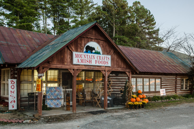 Click for more info on Black Bear Cabin Amish Foods