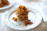 Fine Dining Fried Green Tomatoes