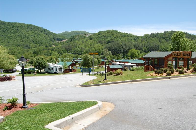 River Vista Mountain Village Dillard Georgia